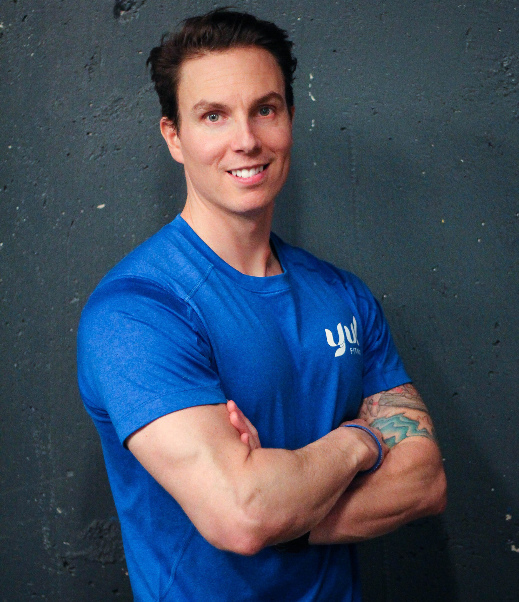 Dino Masson Personal Trainer Montreal Yul Fitness